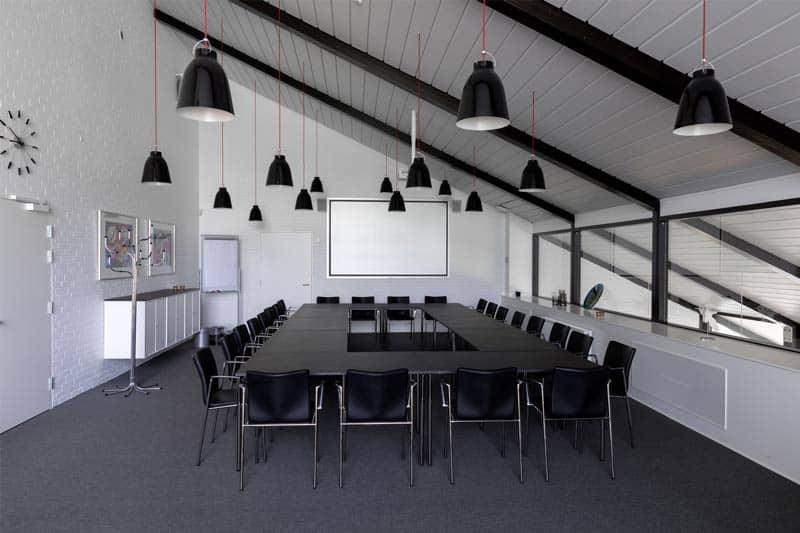 Stort mødelokale