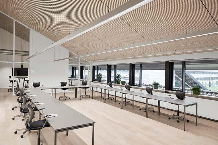 Mødelokale Lærings Rum 1