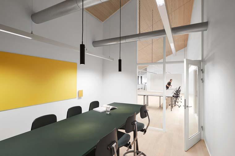 Grupperum i Mødelokale Læringsrum