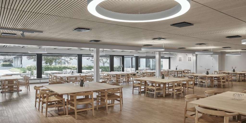 Restauranten Konferencecenter Metalskolen